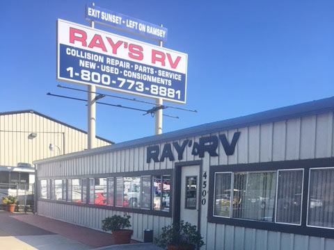 Ray's RV Sales & Service